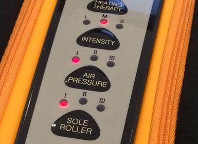 Apparail de massage pour les pieds Komoder Komoder C30