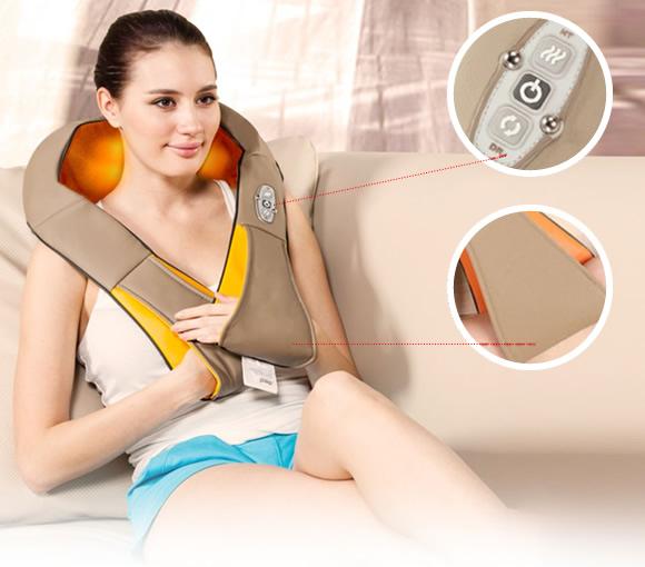 Appareil de massage pour le dos Komoder D180