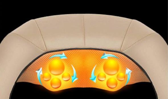 Appareil de massage pour les pieds Komoder D180