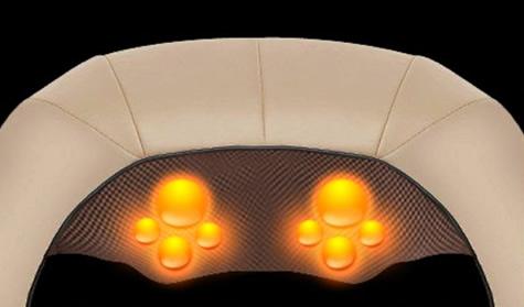 Apparail de massage pour les pieds Komoder D180