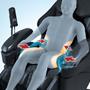 massage des épaules et des hanches Panasonic EP MA70
