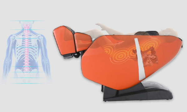 Fauteuil de massage Komoder Everest