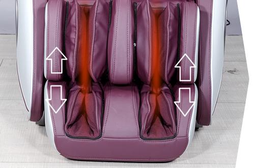 Chauffage des pieds pour fauteuil de massage Komoder Victoria