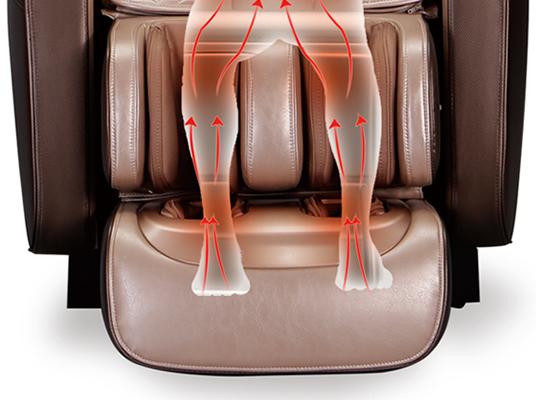 Système des jambes Komoder KM9000