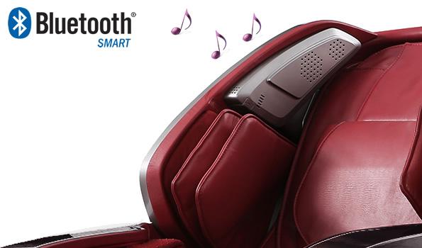 Bluetooth sur le fauteuil de massage